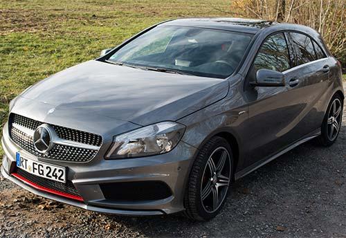 Mercedes Rückruf - Modell A-Klasse