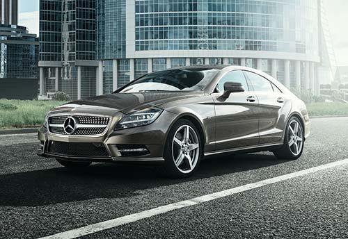 Mercedes Rückruf - Modell CLS