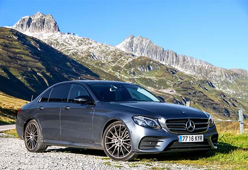 Mercedes Rückruf - Modell E-Klasse