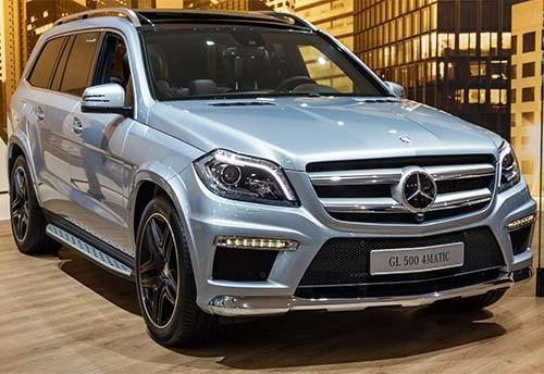 Mercedes Rückruf - Modell GL