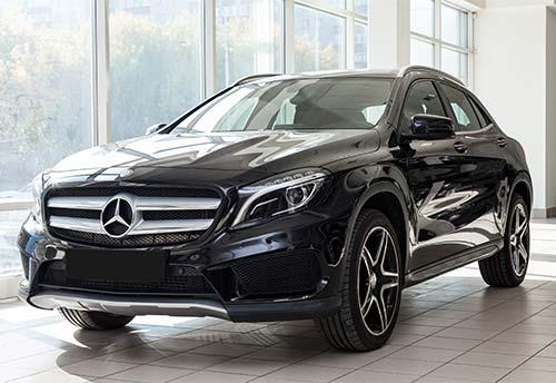Mercedes Rückruf - Modell GLA