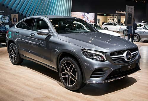 Mercedes Rückruf - Modell GLC