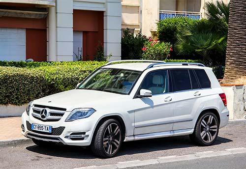 Mercedes Rückruf - Modell GLK