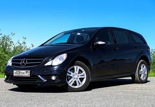 Mercedes Rückruf - Modell R-Klasse