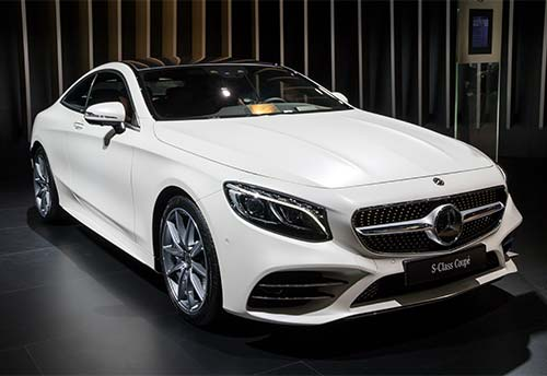 Mercedes Rückruf - Modell S-Klasse